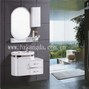 PVC Bathroom Cabinet/PVC Bathroom Vanity (KD-523) pictures & photos