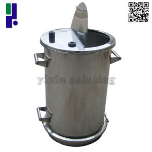 Stainless Steel Powder Container Keg pictures & photos