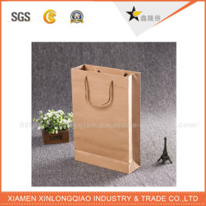 High Quality Promotion OEM Best Price Kraft Paper Bag pictures & photos