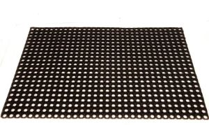 Rubber Mat, PVC Mat with Black, Red, Blue, Green, Grey, Brown, Beige pictures & photos