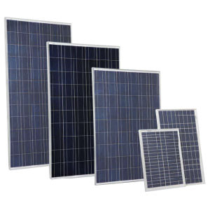 290W Polycrystalline PV Module, Solar Power System Professional Manufacturer pictures & photos