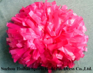 Plastic Hot Pink POM POM pictures & photos