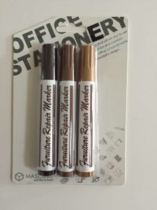 Furniture Touch-up Repair Marker Pen for Scratch pictures & photos