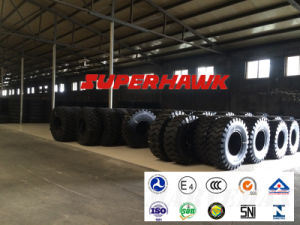 Superhawk 7.00-12 8.25-15 8.25-12 Industrial Tire Pneumatic Solid Tire pictures & photos