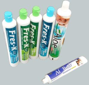 Aluminum&Plastic Laminated Tube for Salt Toothpaste