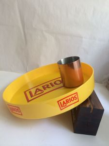 Round Plastic Beer Bar Tray for Drinking pictures & photos