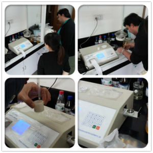 Gd-17040 China Ultraviolet Fluorescence ASTM D4294 Low Sulfur Content Analysis Equipment pictures & photos