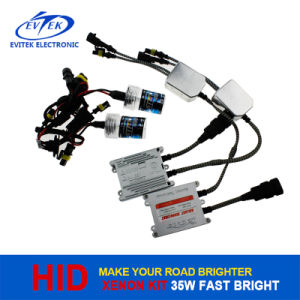 Evitek HID Xenon 35W Fast Bright Quick Start HID Xenon Kit Tn-P5 pictures & photos