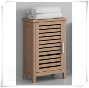 Bamboo Bathroom Vanity/Bamboo Towel Cabinet/Bamboo Bathroom Cabinet pictures & photos