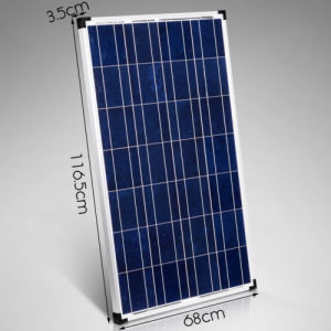 Poly Solar Panel 80W, Factory Direct, Superior Quality and High Efficiency pictures & photos