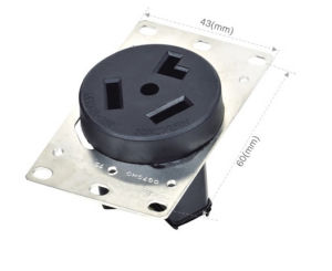042103001 NEMA American industrial socket pictures & photos