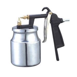 400ml Aluminium Paint Cup Suction Paint Air Spray Gun pictures & photos