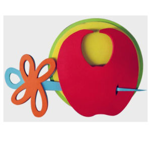 EVA Fruit Cup Mat Multipurpose Coasters