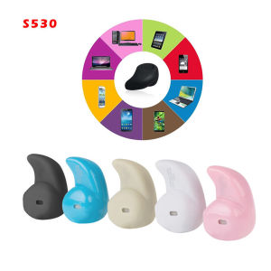 Hands-Free Calling Mini Mini Ultra-Small Invisible Wireless V4.0 in-Ear S530 Bluetooth Earbuds pictures & photos