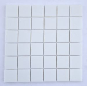 Square White Stone Tile Marble Tile pictures & photos