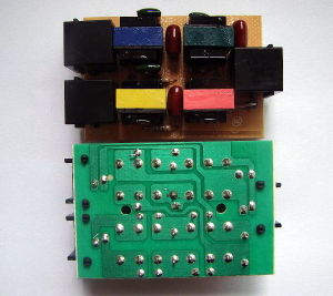 PCBA for ADSL / VDSL Splitters