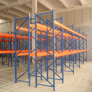 Powder Coated Pallet Metal Racking for Warehouse pictures & photos