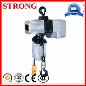 Single Speed Type Double Chain Turns 5 Ton Electric Hoist pictures & photos