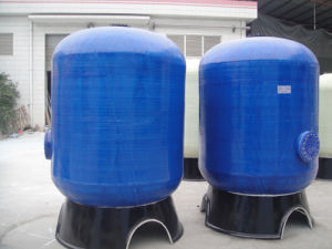 Pressure Tank Molding FRP GRP Water Filter Sand Softner Tank pictures & photos