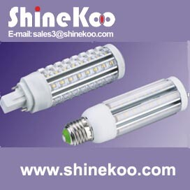 Aluminium SMD2835 5W LED Corn Light (SUNE-PLC-49SMD) pictures & photos