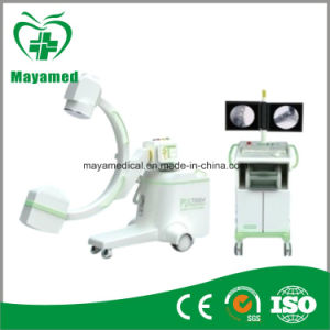 My-D037 2016 New Style Cheap and High Quality Mobile High Frequency C Arm X Ray Machine pictures & photos