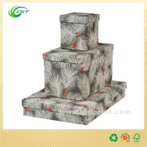 Decorate Full Color Lid Style Solid Board Gift Boxes (CKT-PB-014)