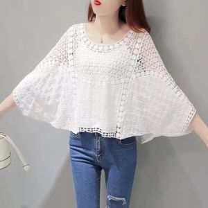 Top Wear Lace Garment, Lace Clothes, Knitted Fabric Lace Dress pictures & photos