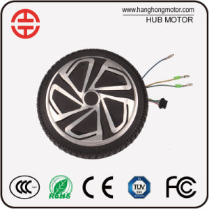 6.5inch Electric Brushless DC Hub Motor for Electric Balancing Car Scooter with Ce Certificated