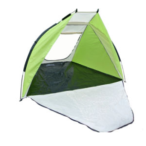 Fashion Outdoor Beach Tent Anti-UV / Camping Tent / Waterproof Hunting Tent