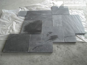 Black Slate Tiles for Wall/Flooring pictures & photos