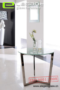 Strong Glass Coffee Table in Living Room pictures & photos
