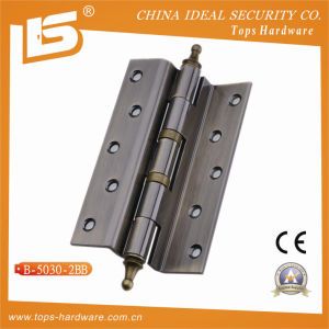 High Quality Iron Door Hinge (B-5030-2BB) pictures & photos