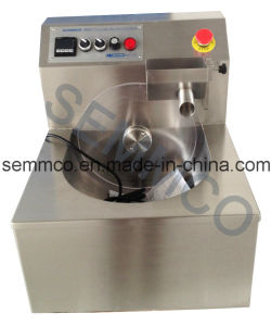 Mm Series Stainless Steel Table-Top Chocolate Moulding Machine