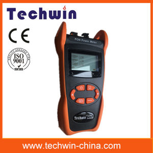 Tw3212e Passive Optical Network Power Meter Can Be Used Test and Estimate Different Signal pictures & photos
