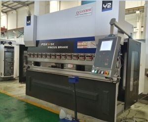 Hydraulic CNC Bending Machine (PSH-110T/3200SE) pictures & photos