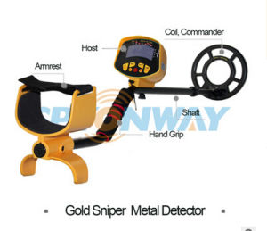 Gold Sniper Metal Detector