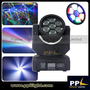 Newest B-Eye LED 7X10W LED Moving Head Beam Light pictures & photos