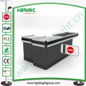 New Design Cash Counter and Checkout Table for Wholesale pictures & photos
