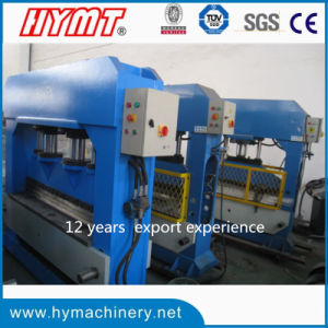 HPB-100/1010 Hydraulic Steel Plate Bending & Folding Machine pictures & photos