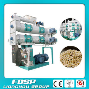 New Designed Feed Pellet Milling Line to Make Chicken Feed pictures & photos