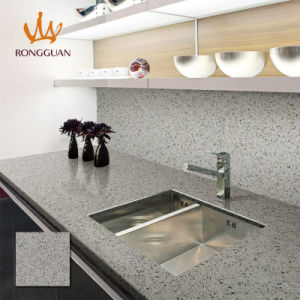 20mm Thickness Quartz Countertop for Hotel Project pictures & photos