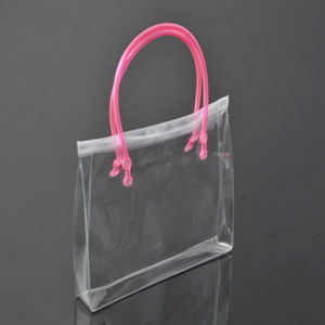 2016 New Fashion Promotional PVC Shopping Bag pictures & photos