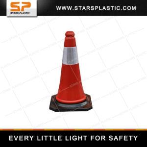 50cm PE Traffic Cone pictures & photos