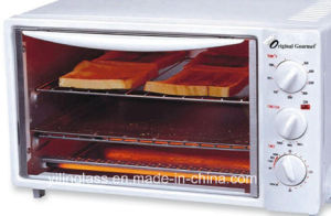 Yellowish Tempered Oven Glass with Printing Pattern pictures & photos