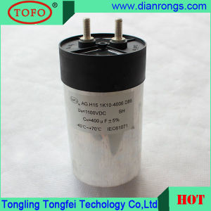 DC Frequency Pulse Capacitor for Solar Power Used pictures & photos