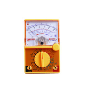 Electrial AC DC Voltage Analog Multimeter (KH360) pictures & photos