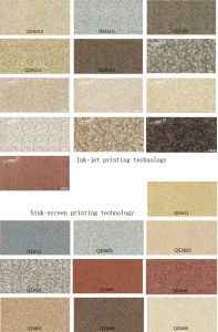Ceramic Exterior Granite Stone Outdoor Tile for Wall (150X500mm) pictures & photos