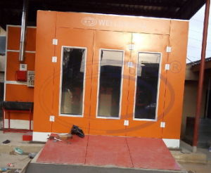 Best Car Spray Booth Wld8200 CE pictures & photos