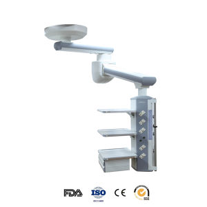 Double Arm ICU Anesthesia Pendant with Ce (HFP-DS240 380) pictures & photos