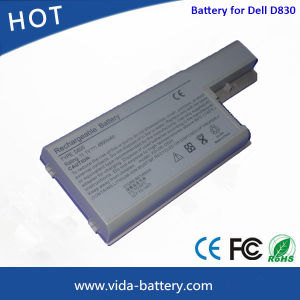 Laptop Battery/Lithium Ion Battery for DELL Latitude D820 D830 D531 pictures & photos